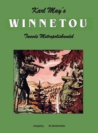 KARL MAY, DE VERHALEN VAN HC02. WINNETOU 02 tweede Metropolisbundel, Wassink, Ruud, Hardcover