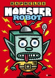 Monsterrobot Kapreles, Paperback