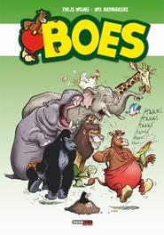 BOES 01. DEEL 1 BOES, Wilms, Thijs, Paperback