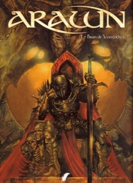 ARAWN HC01. BRAN DE VERVLOEKTE ARAWN, Le Breton, Ronan, Hardcover