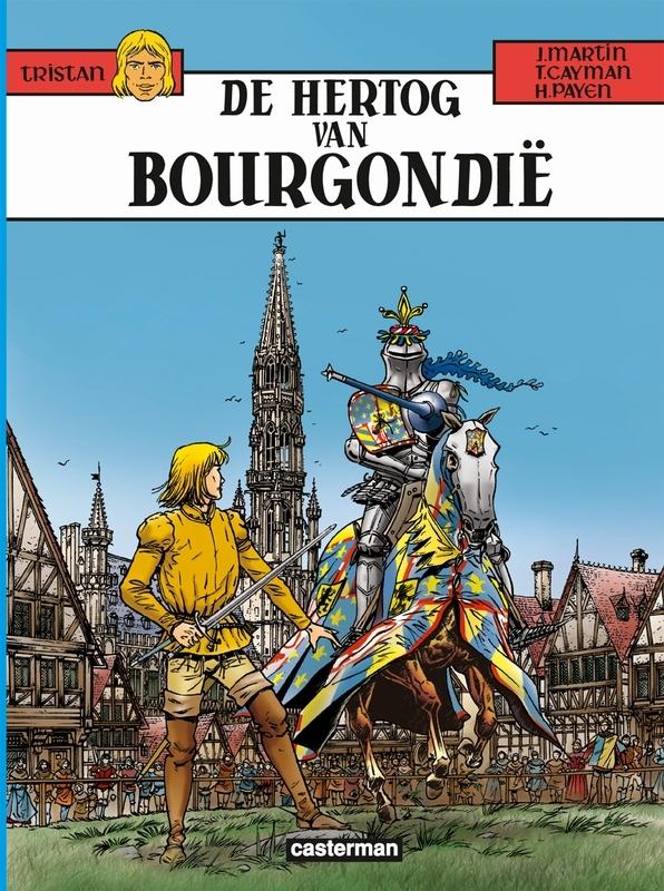 TRISTAN 12. DE HERTOG VAN BOURGONDIE TRISTAN, Payen, Hugues, Paperback