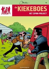 KIEKEBOES DE 072. HET ZIPAN-PROJECT KIEKEBOES DE, MERHO, Paperback