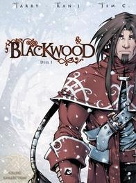 Blackwood: 1 BLACKWOOD, Nicolas Jarry, Hardcover