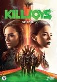 KILLJOYS - SEASON 3