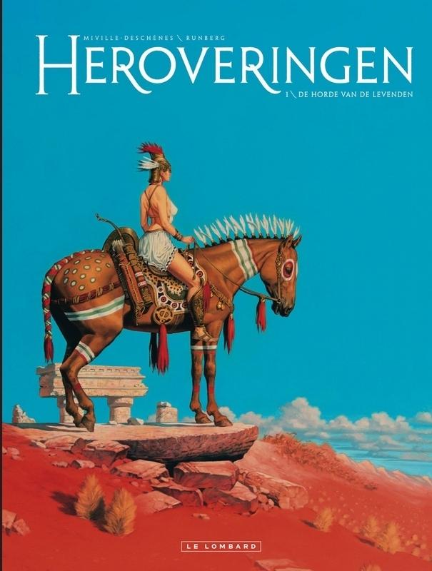 HEROVERINGEN 01. DE HORDE VAN DE LEVENDEN 1/4 HEROVERINGEN, Runberg, Sylvain, Paperback