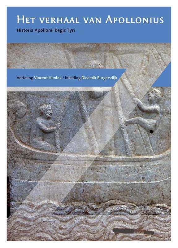 Het verhaal van Apollonius. Historia Apolloni Regis Tyri, Paperback