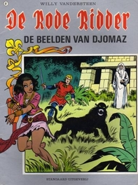 RODE RIDDER 087. DE BEELDEN DJOMAZ RODE RIDDER, Vandersteen, Willy, Paperback
