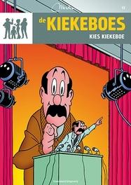 Kies Kiekeboe De Kiekeboes, Merho, Paperback