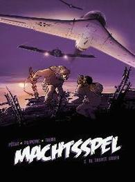MACHTSSPEL HC02. DE ZWARTE GODEN MACHTSSPEL, Pécau, Jean-Pierre, Hardcover