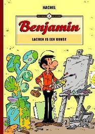 Benjamin - Lachen is een kunst (Archief 2) GEWONE EDITIE, Dusart, Michel, Hardcover