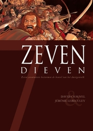 HC02. ZEVEN DIEVEN ZEVEN, LERECULEY, Hardcover