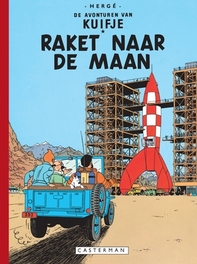 KUIFJE FACSIMILE KLEUR HC16. RAKET NAAR DE MAAN KUIFJE FACSIMILE KLEUR, Hergé, Hardcover