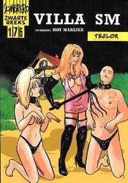 Zwarte Reeks 176 Villa SM - Hot Marijke Tejlor, Paperback