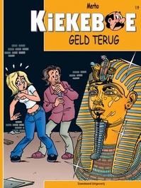 De Kiekeboes Geld terug KIEKEBOES DE, Merho, Paperback
