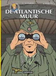 LEFRANC, DE REIZEN VAN 04. DE ATLANTISCHE MUUR LEFRANC, DE REIZEN VAN, Pierson, Olivier, Paperback