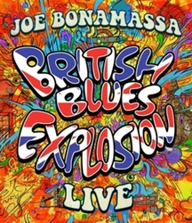 BRITISH BLUES EXPLOSION..