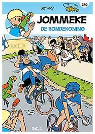 JOMMEKE 289. DE RONDEKONING JOMMEKE, Nys, Jef, Paperback