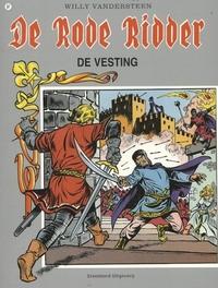 Vesting Rode Ridder, Willy Vandersteen, Paperback