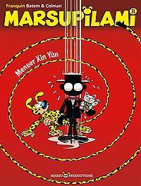 Marsupilami 31 Marsupilami, Colman, Stephan, Paperback