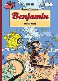 Benjamin - Interimitis (Archief 7) Arcadia archief, Hachel, Hardcover
