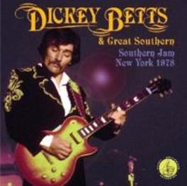 SOUTHERN JAM: NEW YORK.. BETTS, DICKEY & GREAT SOU, CD