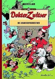 Dokter Zwitser - Lieveheersbeestjes (Archief 11) Arcadia archief, Wasterlain, Marc, Hardcover