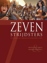 ZEVEN HC05. ZEVEN STRIJDSTERS ZEVEN, MANAPUL, Hardcover
