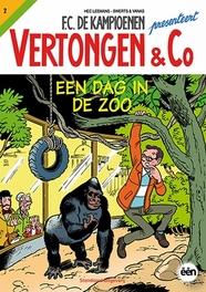 Een dag in de zoo Vertongen & C, Vanas, Paperback