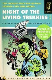 Night of the Living Trekkies Unofficial, Unimagineable, Unbelievable, Kevin David Anderson, Paperback