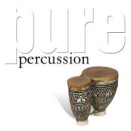 PURE PERCUSSION V/A, CD