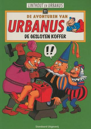 URBANUS 022. DE GESLOTEN KOFFER