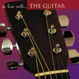 IN LOVE WITH THE GUITAR V/A, CD
