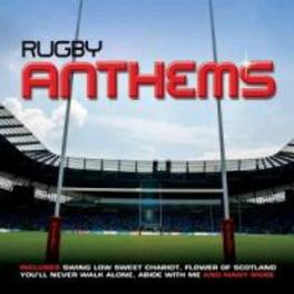 RUGBY ANTHEMS V/A, CD