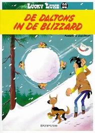 LUCKY LUKE 22. DE DALTONS IN DE BLIZZARD LUCKY LUKE, Goscinny, René, Paperback