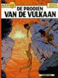 ALEX 14. DE PROOIEN VAN DE VULKAAN ALEX, Martin, Jacques, Paperback