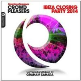 SEAMLESS SESSIONS CROWD.. .. PLEASERS IBIZA CLOSING PARTY 2014 V/A, CD