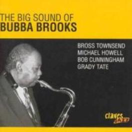 BIG SOUND OF FEAT GRADY TATE, BOB CUNNINGHAM BUBBA BROOKS, CD