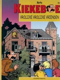 KIEKEBOES DE 106. VROLIJKE VROLIJKE VRIENDEN KIEKEBOES DE, Merho, Paperback