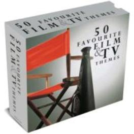 50 FAVOURITE FILM & TV.. .. THEMES OST, CD
