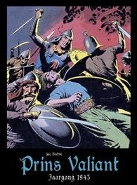 Prins Valiant: 9 Jaargang 1945 PRINS VALIANT, Hal Foster, Hardcover