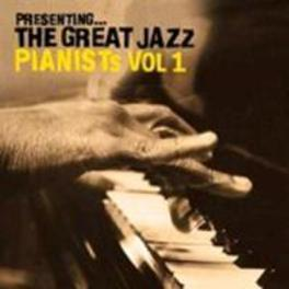 GREAT JAZZ PIANISTS 1 V/A, CD