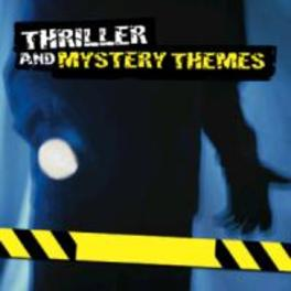 THRILLER & MYSTERY THEMES OST, CD