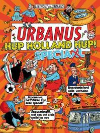 URBANUS SPECIAL 11. HUP, HOLLAND, HUP! Urbanus, Willy Linthout, Paperback
