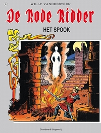 Het spook RODE RIDDER, Willy Vandersteen, Paperback