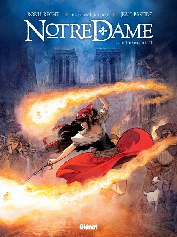 NOTRE DAME HC01. NARRENFEEST NOTRE DAME, Hugo, Victor, Hardcover