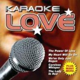 LOVE KARAOKE V/A, CD