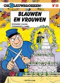 BLAUWBLOEZEN 22. BLAUWEN EN VROUWEN BLAUWBLOEZEN, Cauvin, Raoul, Paperback