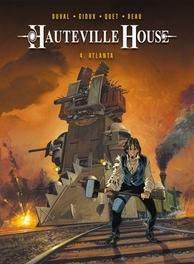 HAUTEVILLE HOUSE HC04. ATLANTA HAUTEVILLE HOUSE, Duval, Fred, Hardcover