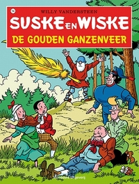De gouden ganzeveer Suske en Wiske, VANDERSTEEN, WILLY, Paperback