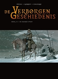 VERBORGEN GESCHIEDENIS HC10. DE ZWARTE ROTS 10/32 VERBORGEN GESCHIEDENIS, Pécau, Jean-Pierre, Hardcover